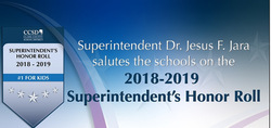 Gehring Academy Makes The Superintendent's Honor Roll